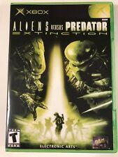 Aliens vs Predator Extinction - Xbox - Replacement Case - No Game