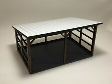 1/64 Scale Lean to vehicle shed kit