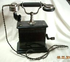 German Crank Phone - Early 1900's? - WW1/WW2? - Excellent Condition