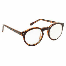 3X / +12 Diopter Magnifying Reading Glasses - Tortoise