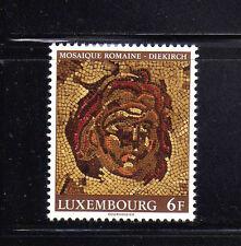 LUXEMBURGO/LUXEMBOURG 1977 MNH SC.604 Roman Mosaic