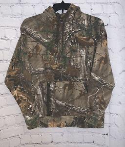 Game Winner Men's Large Camouflage Realtree Hunting Hoodie Jacket