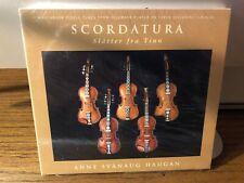 Scordatura - Music for Hardanger Fiddle, 1 CD, Norway