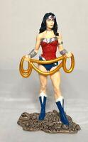"""Schleich DC Comics Justice League 4"""" Wonderwoman Figure 2015 No Box Hand Painted"""