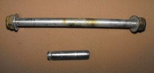 ED7A11119 Force 50 HP 0E166870 Trim Pivot Pins Anchor PN 822480 Fits 1994-2006