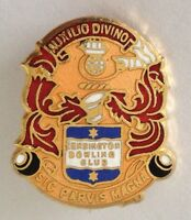 Kensington Bowling Club Badge Rare Vintage (K2)