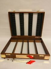 """Uniquely Crafted Wooden Fishing Floaters, Feeders Accessory Box 17""""x8""""x3"""" approx"""
