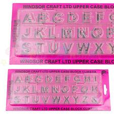 Windsor Clikstix bloque Caja Superior mayúscula Cortador