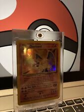 Charizard - 4/102 - Unlimited Holo Pokémon Card NM / Near Mint RARE & AUTHENTIC
