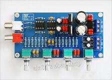 NE5532 OP-AMP HIFI Amplifier Volume Tone EQ Control Board Assembled