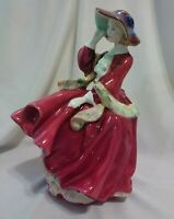 "Vintage ROYAL DOULTON ""Top O' The Hill"" Figurine HN 1834 England, Limited 1937"