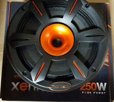 """Cadence XPRO62CX 6.5"""" Pro Audio Mid Compression Driver 4Ω 75W RMS Bagger Harley"""