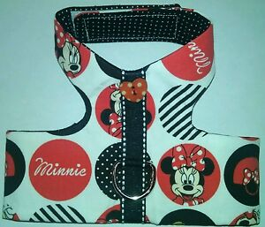 Minnie Harness Vest Dog - XL (651)
