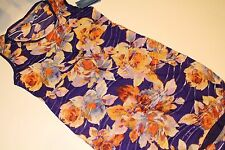 Simply Vera Wang Floral  Dress  Women's Size Small  NWT NEW