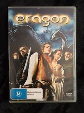 ERAGON (DVD, 2007) VERY GOOD CONDITION - RATED M - FANTASY FAMILY MOVIE