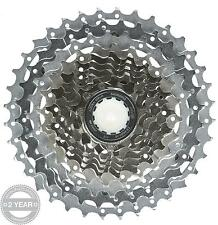 Shimano CS-HG81 Cassette Sprocket Silver 10 Speed Gear 11-36T Tooth Bike Bicycle
