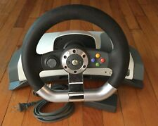 Microsoft Xbox 360 (WRW02) Racing Wheel With Force Feedback
