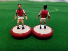 Arsenal Zeugo Subbuteo Team