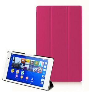 """Tri-fold Magnetic Smart Case Cover for Sony Xperia Z3 Tablet 8"""" SGP611/SGP612"""