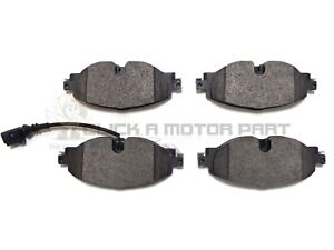 New VW Tiguan 5N 1.4 TSI 4motion Genuine Mintex Front Brake Pads Set