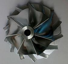 S300 66mm BILLET 7 Blade Turbo Compressor Wheel Replaces 174267 BorgWarner