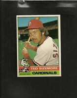 1976 Topps # 522 Ted Sizemore NM-MT