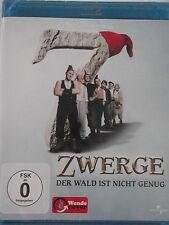 Sieben Zwerge - Der Wald ist nicht genug - Otto Walkes Atze Schröder, R. Schmitz