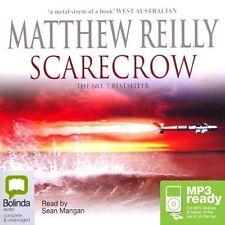 Matthew REILLY / SCARECROW       [ Audiobook ]