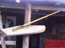 Four leg John Deer  Oak Wood  Mower Part Sign wall decoration