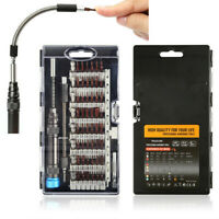 60 in 1 Flexible Precision Torx Screw Driver Set Repair Phone Laptop Tools Kit