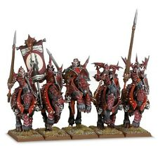 warhammer vampire counts blood knights finecast resin BNIB