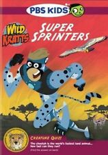 Wild Kratts Super Sprinters - DVD Region 1