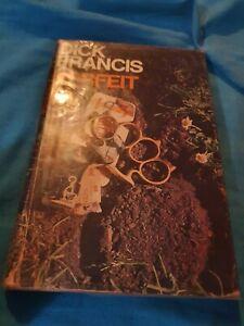 Forfeit - Dick Francis 1st Edition Hardback