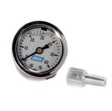 BBK 1617 Fuel Pressure Gauge Kit For 86-93 Ford Mustang V8 5.0 302 NEW