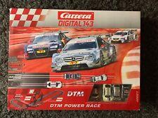 Carrera Bahn Digital 143 DTM Power Race