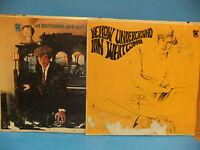 Ian Whitcomb LP LOT Yellow Underground 1967 Whitcomb's Mod Mod Music Hall 1966