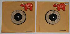 "Bee Gees - Fanny (Be Tender With My Love)/Country Lanes - U.K. 7"" vinyl"