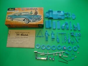 *SOLD AS SEEN* L222 Revell H-1203 - Buick Century Riviera - Spares Repairs