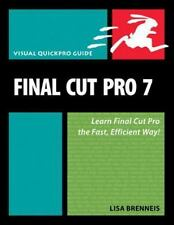 Final Cut Pro 7: Visual QuickPro Guide-ExLibrary