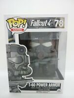 Funko POP Games Fallout 4 T-60 Power Armor 78 Vinyl Figure Vaulted