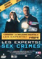 Les Experts : Sex Crimes et Serial Killers (Coffret de 2 DVD)