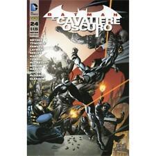 BATMAN 24 - IL CAVALIERE OSCURO (NUOVA SERIE) - RW LION - NUOVO