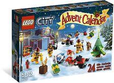 Lego ® City 4428 calendario de Adviento nuevo embalaje original _ Advent Calendar New misb NRFB