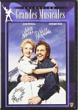 Eine Braut für sieben Brüder [DVD] *NEU* DEUTSCH mit Jane Powell