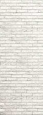 Regal PVC Wall Cladding SAMPLE Whitewashed Brick Effect