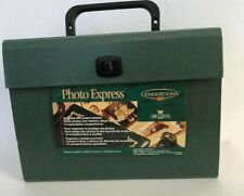 Photo Express Archival Photo Box Container Keeper Museum Quality
