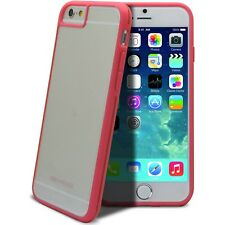 Cover Case For IPHONE 6/6S (4.7) Scene Crystal Bi-Material Pink