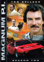 MAGNUM P.I. - THE COMPLETE SEASON 2 (KEEPCASE) (DVD)