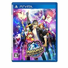 Used Ps Vita Persona 4 Dancing All Night Import Japan