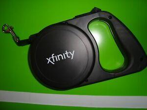Brand New Xfinity BLACK Retractable Dog Leash USA SELLER